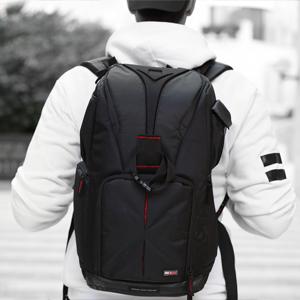 photo professional pack bag padded sling custom best cheap quality modern sleek black weatherproof