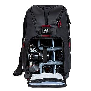 GENBCDCK20LE Sling Backpack for Cameras & Accessories