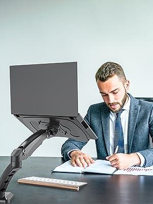 monitor desk stand