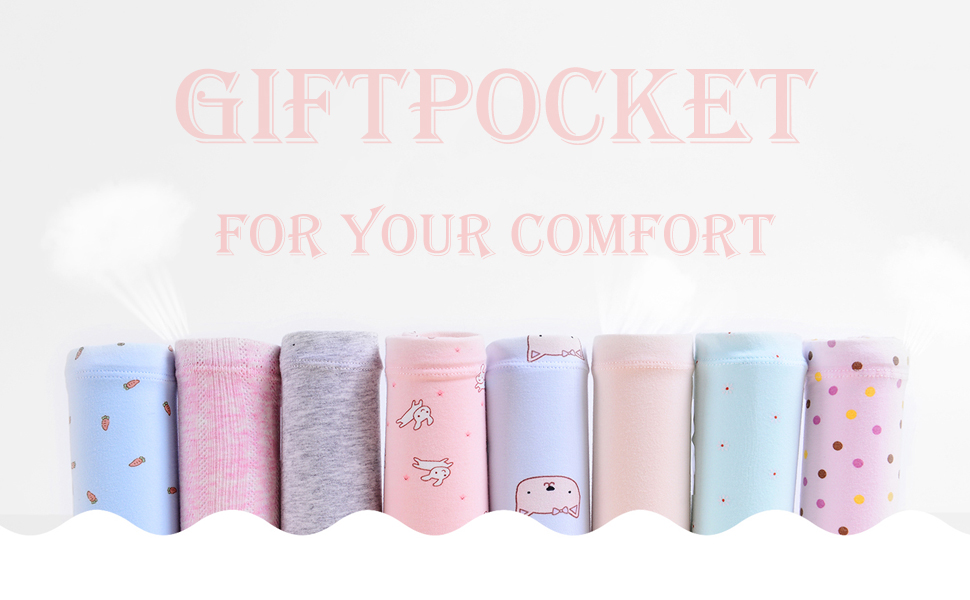 GIFTPOCKET FOR YOUR COMFORTABLE