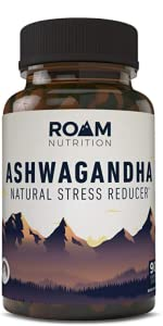 Ashwagandha Capsules 1235mg | All Natural Stress & Anxiety Relief clinical