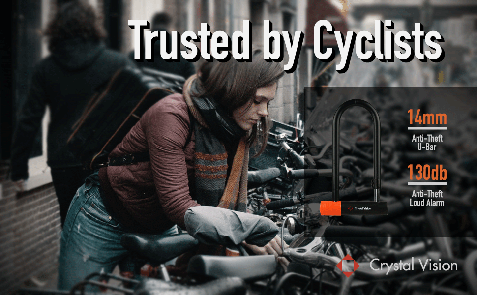 trusted by cyclists