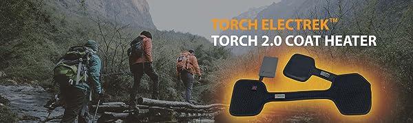 torch coat heater jacket coat electrek battery powered universal