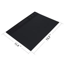 large soldering mat