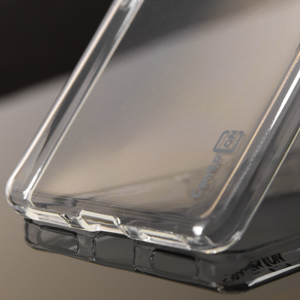 BlackBerry KEY2 LE Slim Fit TPU Anti-Slip Grips Corner Shock Padding Phone Cover Case