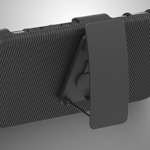 מוטורולה Moto G6 לשחק קשה רך נרתיק היברידי במקרה טלפון הרגלי משולב