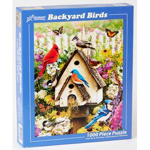 puzzles, jigsaw puzzles, bird puzzle, birds puzzle, 1000 piece puzzle, puzzle for adults, 1000 pc