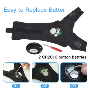 easy to replace batter