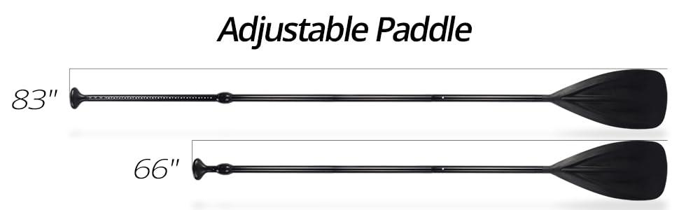 Adjustable Paddle