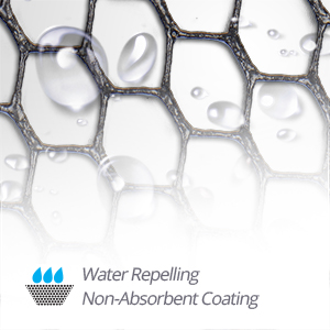 Water Repelling Non-Absorbent Coating