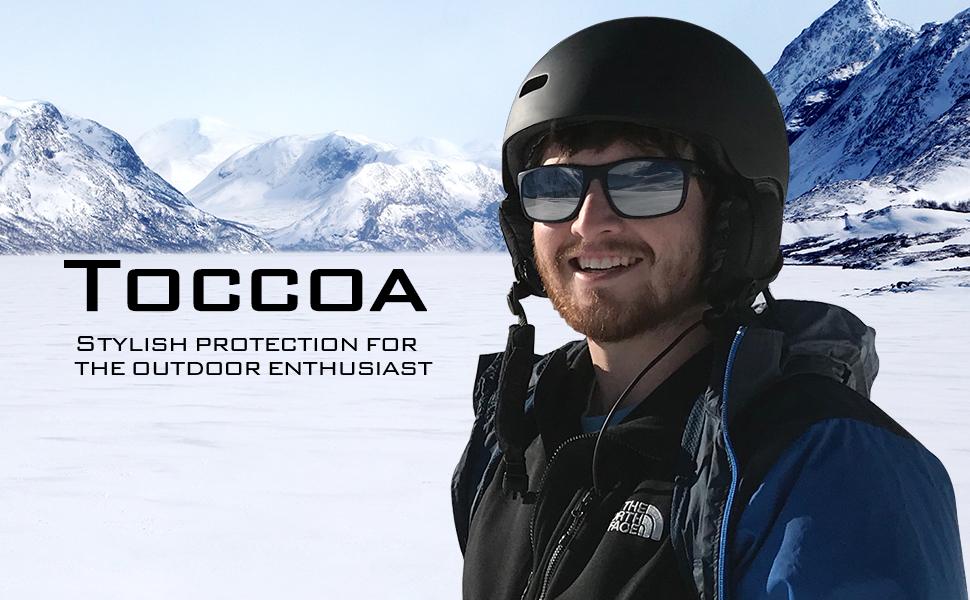 Toccoa Polarized Sport Sunglasses