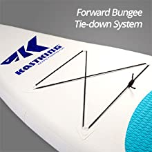 Forward Bungee Tie-down System