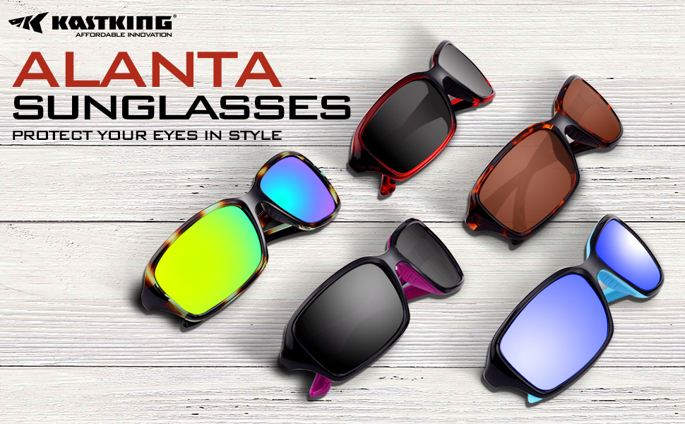 Alanta Polarized Sport Sunglasses