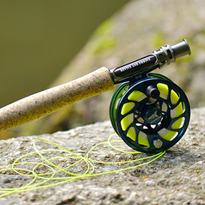 fly rod reel combo