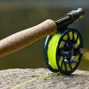 fly fishing combo