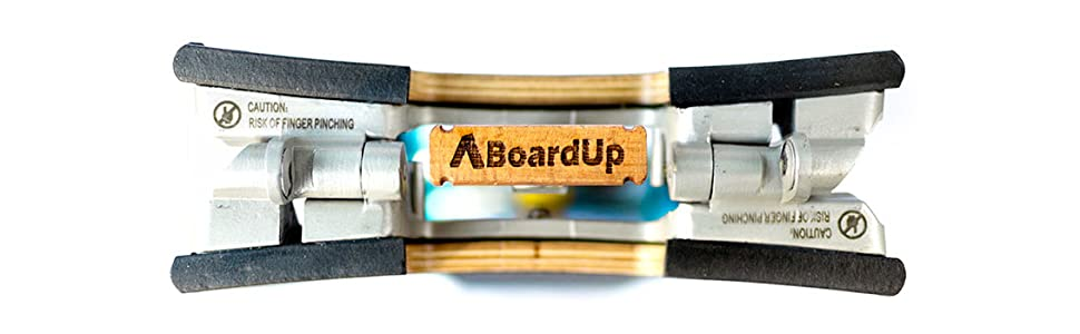 BoardUp- A portable and campact skateboard