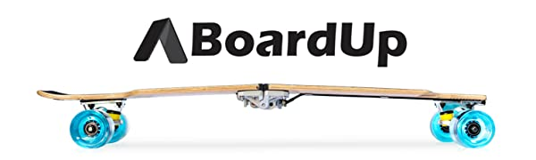 BoardUp, foldable skateboard