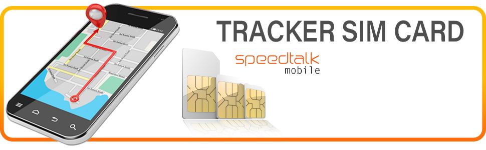 GPS Tracker SIM