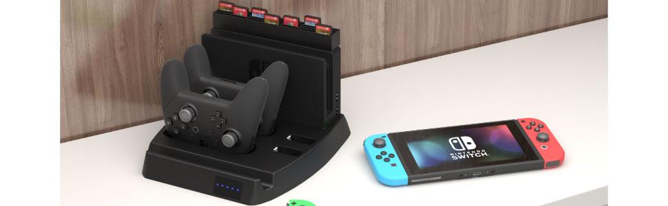 Amazon.com: Skywin Charging Display Stand for Nintendo ...