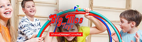 Big Mo's Toys