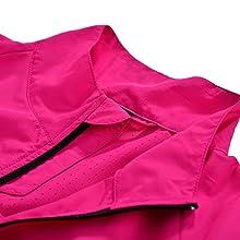 1de6ee49e6fa Details about J. Carp Women's Packable Windbreaker Jacket, Lightweight  Waterproof, Outdoor