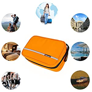 Amazon.com: Travelmall–Bolsa de aseo Aseo ...