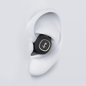 bluetooth earbuds in ear comfortable fit