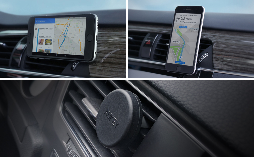 Magnetic car mount interfere with wireless charging