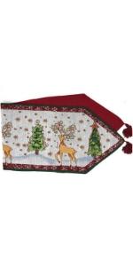 Reindeer Table Runner