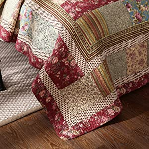country cottage quilt farmhouse