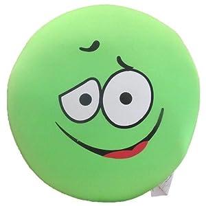 Amazon.com: Tache Crazy Face Plush expresivo Squishy Cojín ...