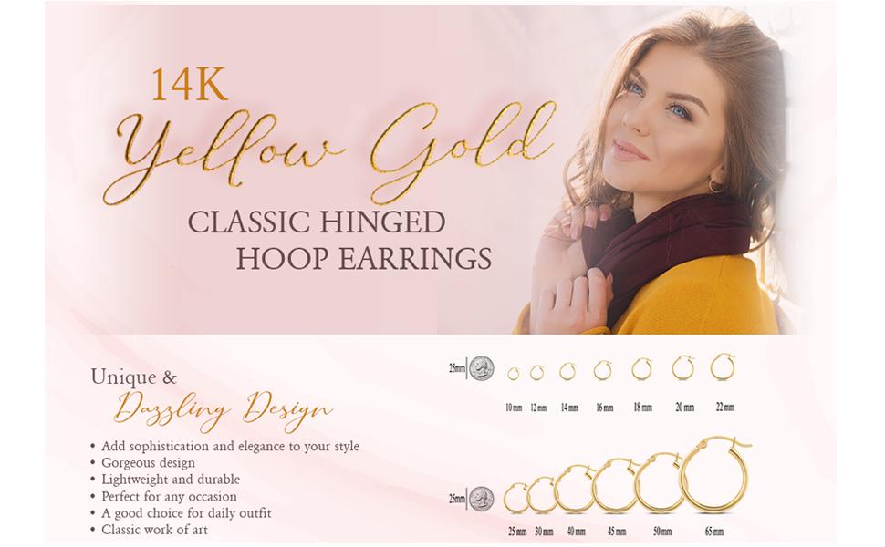 fine jewelry for women earring sets for women valentines day jewelry 14k gold earrings for women