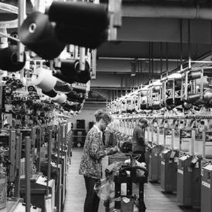 100% U.S. Manufacturing