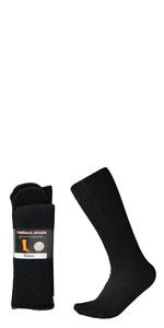 OZERO thermal boot socks
