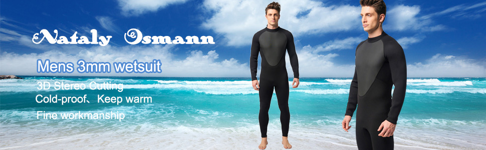 Nataly Osmann Mens Wetsuit bb3bac170
