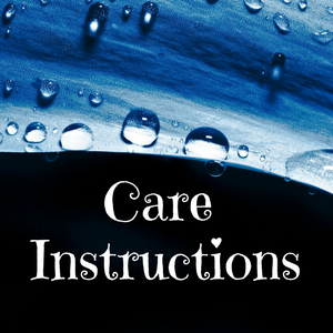 Care Instructions Logo