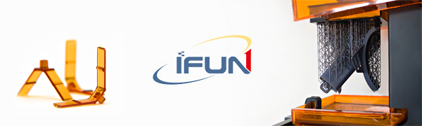 Amazon.com: IFUN iF3145 3D Printer Resin for SLA/DLP ...
