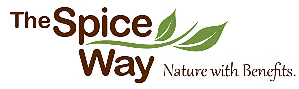 the spice way nature with benefits logo