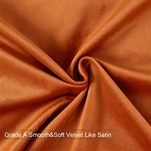 Copper Pillow Covers