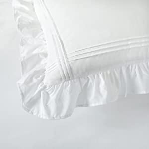 pillow shams white