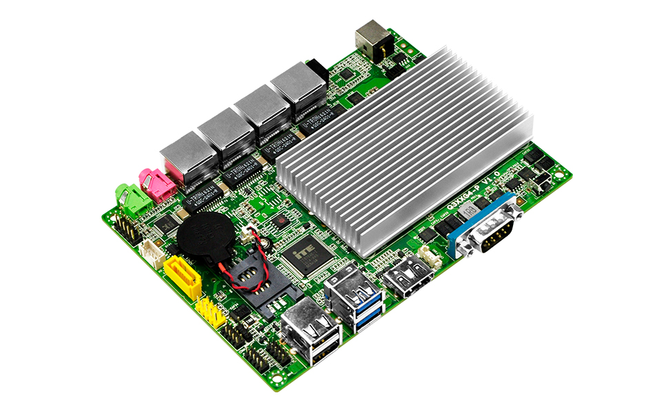 Fanless motherboard