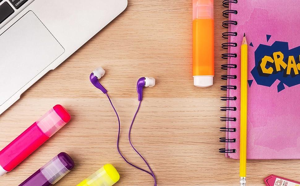 headphones jelly