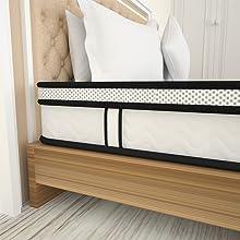 mattress with 2 handles