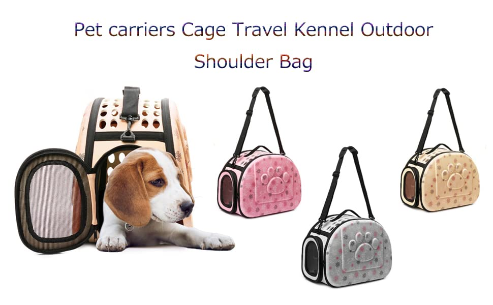 Amazon Com Pet Purse Carrier Bag For Dogs Or Cat Airline Approved