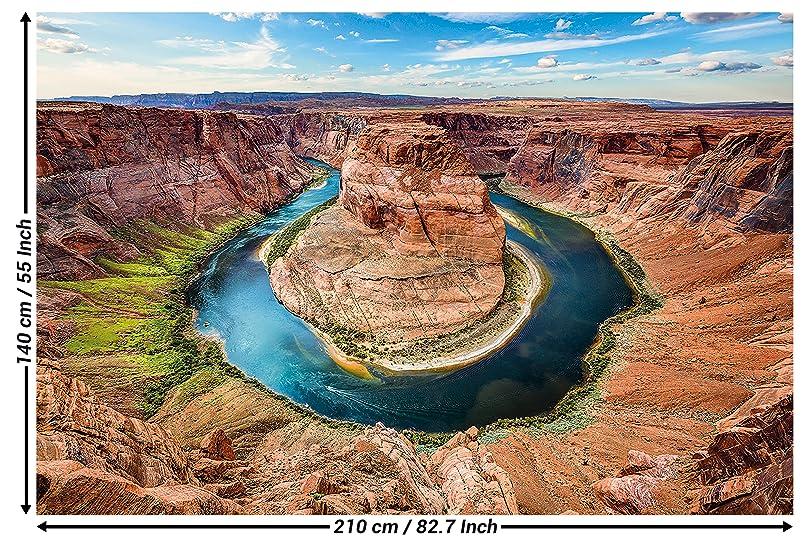 Horseshoe Bend Photo Wallpaper Grand Canyon Colorado River Page