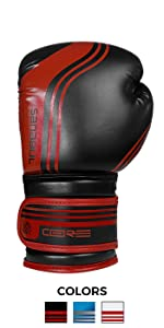 Core Series Boxing Gloves