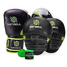 sanabul punching mitts kit