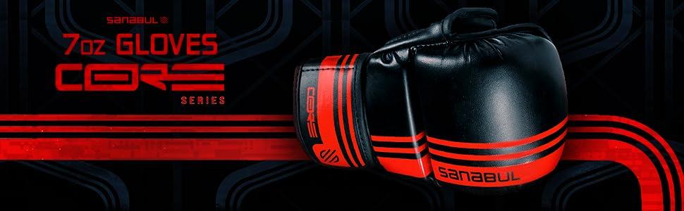 7oz MMA gloves