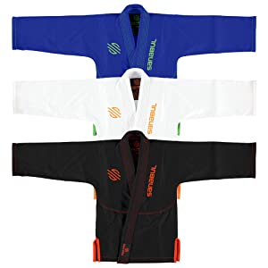 Amazon.com: Sanabul Highlights Brazilian Jiu Jitsu BJJ Gi ...