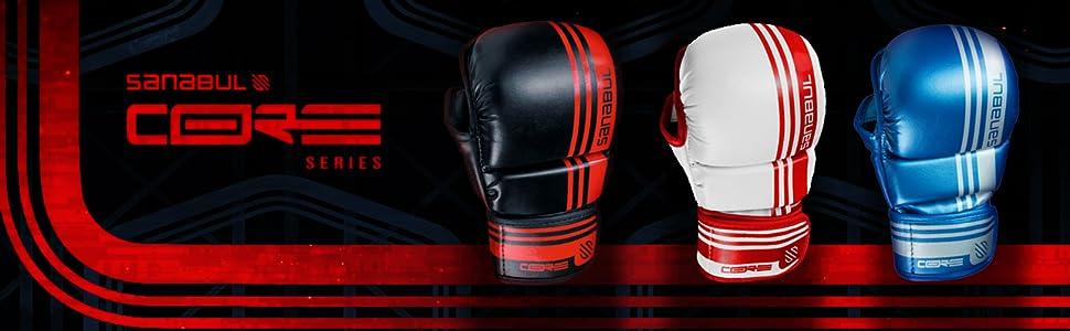MMA 7oz grappling gloves banner